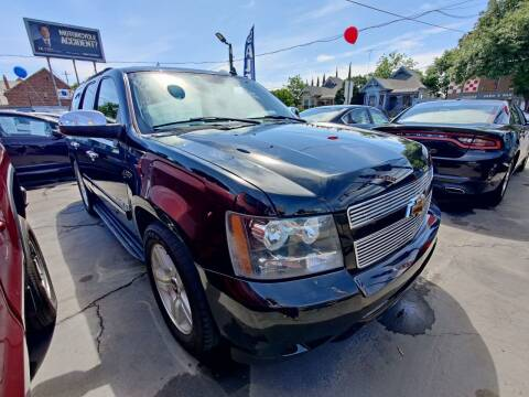 2007 Chevrolet Tahoe for sale at Rey's Auto Sales in Stockton CA