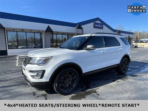 2017 Ford Explorer for sale at Impex Auto Sales in Greensboro NC