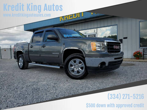 2011 GMC Sierra 1500 for sale at Kredit King Autos in Montgomery AL