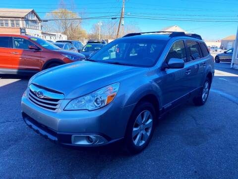 2011 Subaru Outback for sale at Dijie Auto Sale and Service Co. in Johnston RI