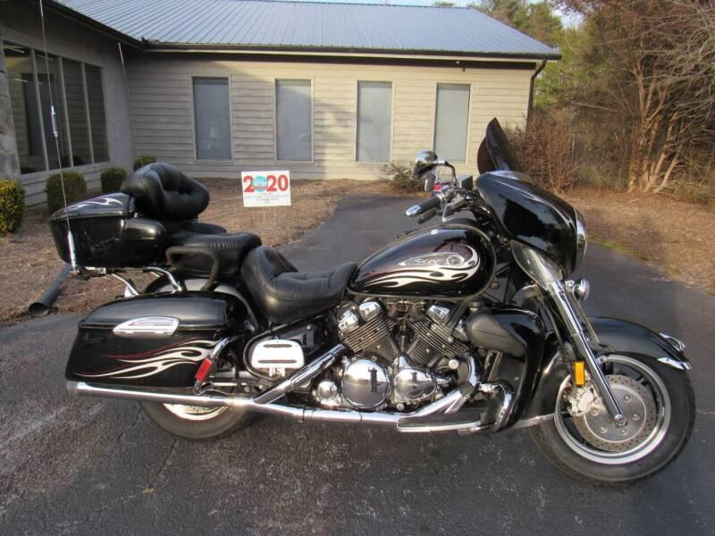2010 Yamaha Venture for sale at Blue Ridge Riders in Granite Falls NC