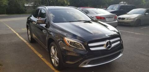2015 Mercedes-Benz GLA for sale at Central Jersey Auto Trading in Jackson NJ