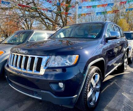 2011 Jeep Grand Cherokee for sale at WOLF'S ELITE AUTOS in Wilmington DE