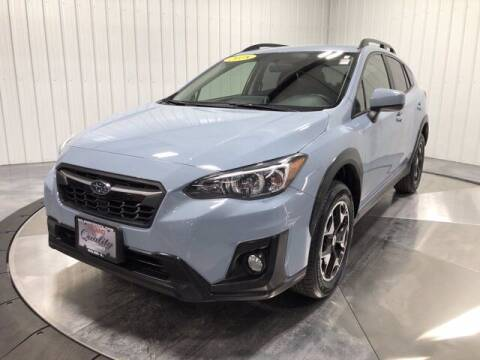 2018 Subaru Crosstrek for sale at HILAND TOYOTA in Moline IL