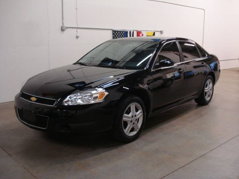 2013 Chevrolet Impala for sale at DRIVE INVESTMENT GROUP in Frederick MD