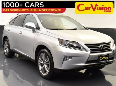 2015 Lexus RX 350 for sale at Car Vision Buying Center in Norristown PA