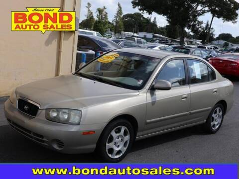 2003 Hyundai Elantra for sale at Bond Auto Sales in St Petersburg FL