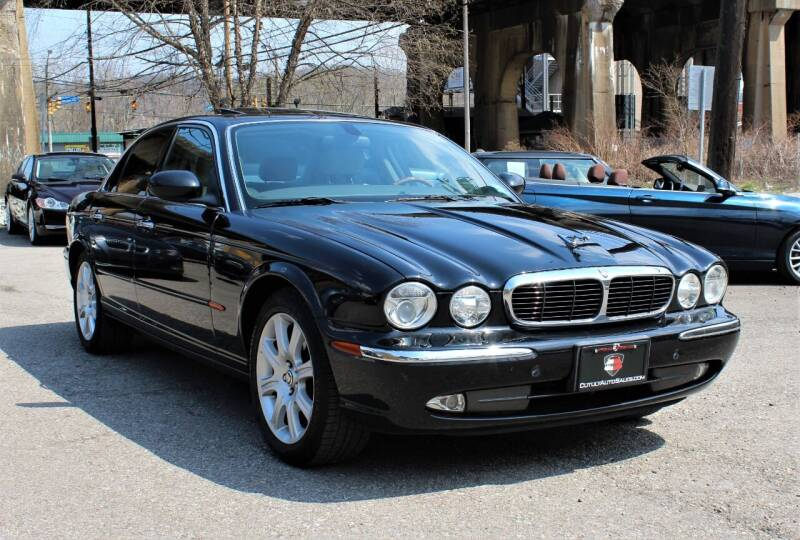 2004 Jaguar XJ-Series for sale at Cutuly Auto Sales in Pittsburgh PA