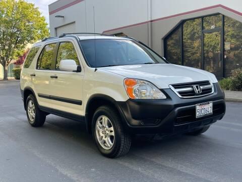 2004 Honda CR-V for sale at COUNTY AUTO SALES in Rocklin CA