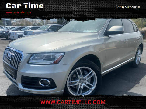 2015 Audi Q5 for sale at Car Time in Denver CO