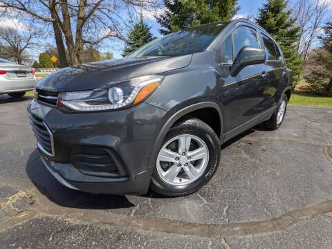 2017 Chevrolet Trax for sale at West Point Auto Sales in Mattawan MI