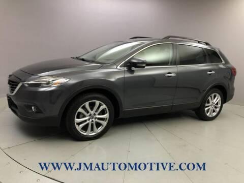 2013 Mazda CX-9 for sale at J & M Automotive in Naugatuck CT
