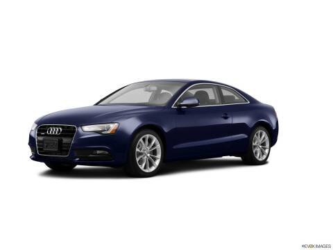 2013 Audi A5 for sale at SULLIVAN MOTOR COMPANY INC. in Mesa AZ