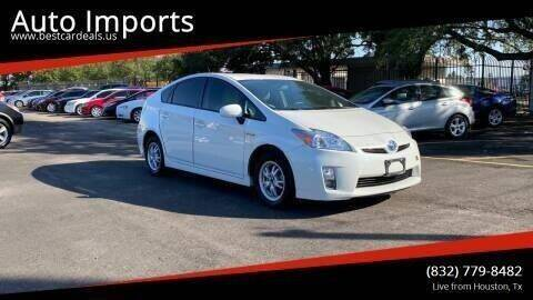 2011 Toyota Prius for sale at Auto Imports in Houston TX