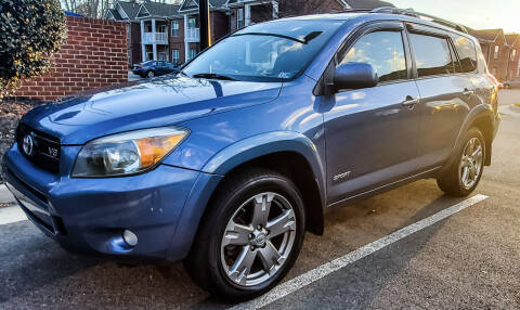 2008 Toyota RAV4 for sale at Richmond Auto Sales LLC in Richmond VA