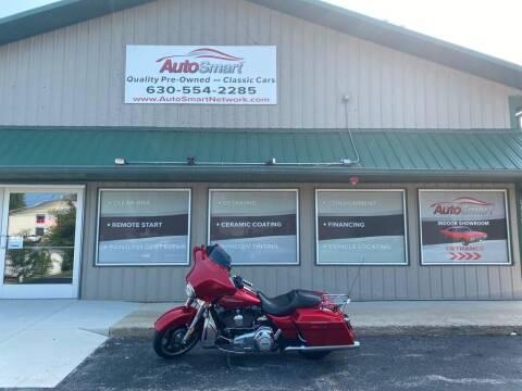 2013 HARLEY DAVIDSON FLHX for sale at AutoSmart in Oswego IL