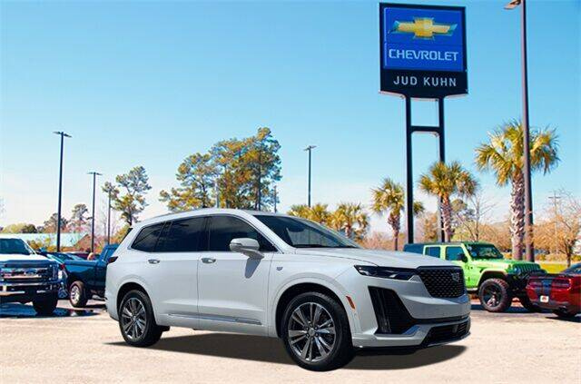 2021 Cadillac XT6 for sale in Little River, SC