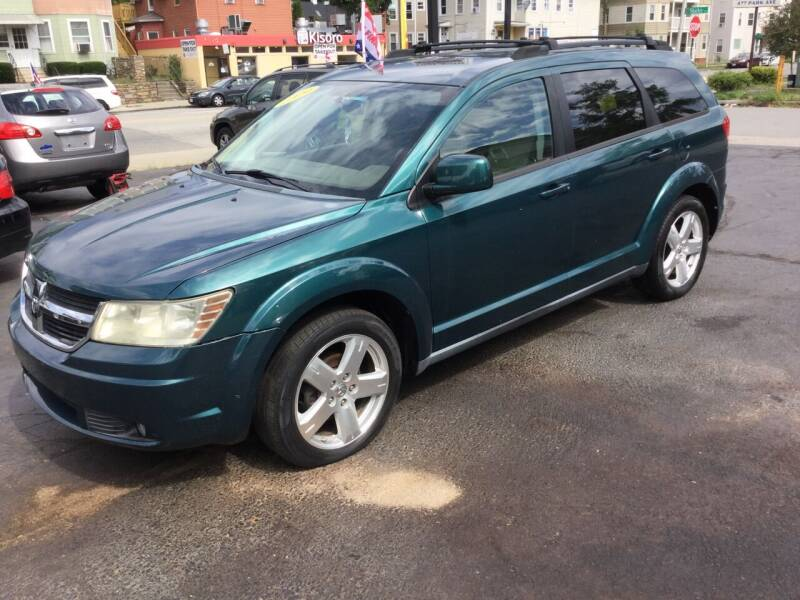 2009 Dodge Journey for sale at Olsi Auto Sales in Worcester MA