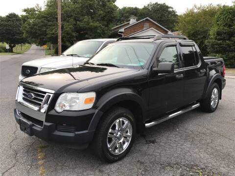 2007 Ford Explorer Sport Trac for sale at TNT Auto Sales in Bangor PA
