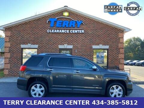 2017 GMC Terrain for sale at Terry Clearance Center in Lynchburg VA