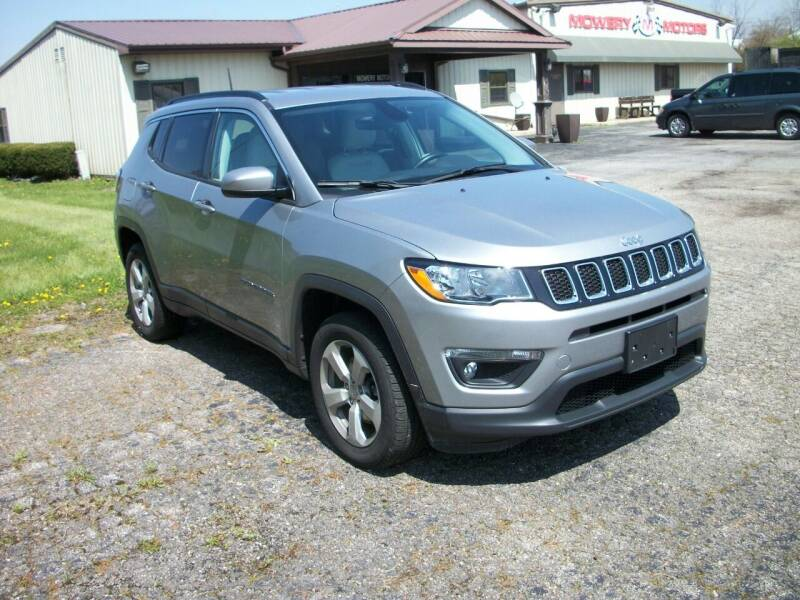 2017 Jeep Compass for sale at Terry Mowery Chrysler Jeep Dodge in Edison OH