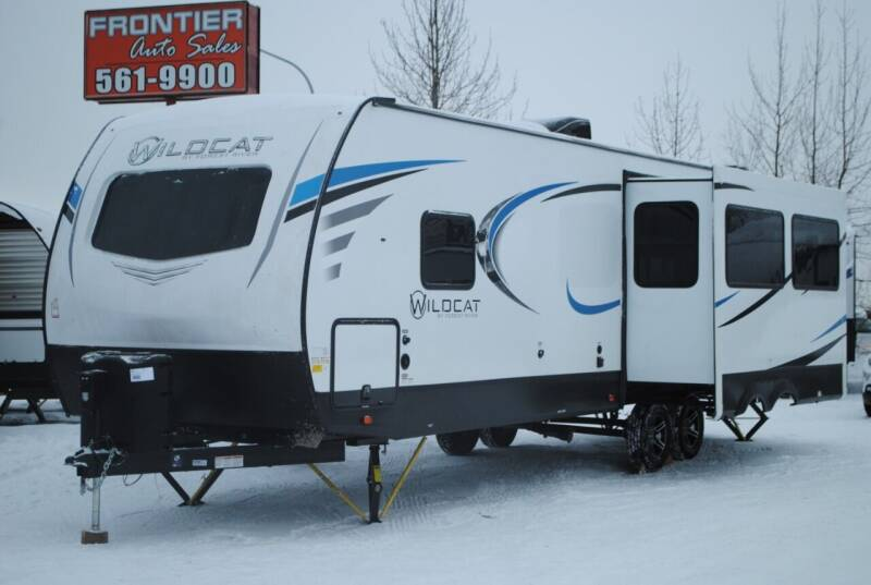 2021 Wildcat Forest River for sale at Frontier Auto & RV Sales in Anchorage AK