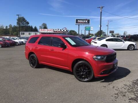 2016 Dodge Durango for sale at Maxx Autos Plus in Puyallup WA