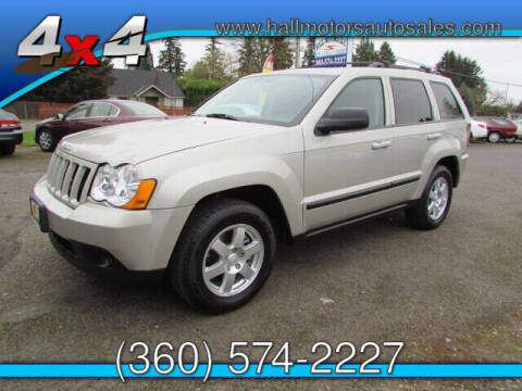 2009 Jeep Grand Cherokee for sale at Hall Motors LLC in Vancouver WA