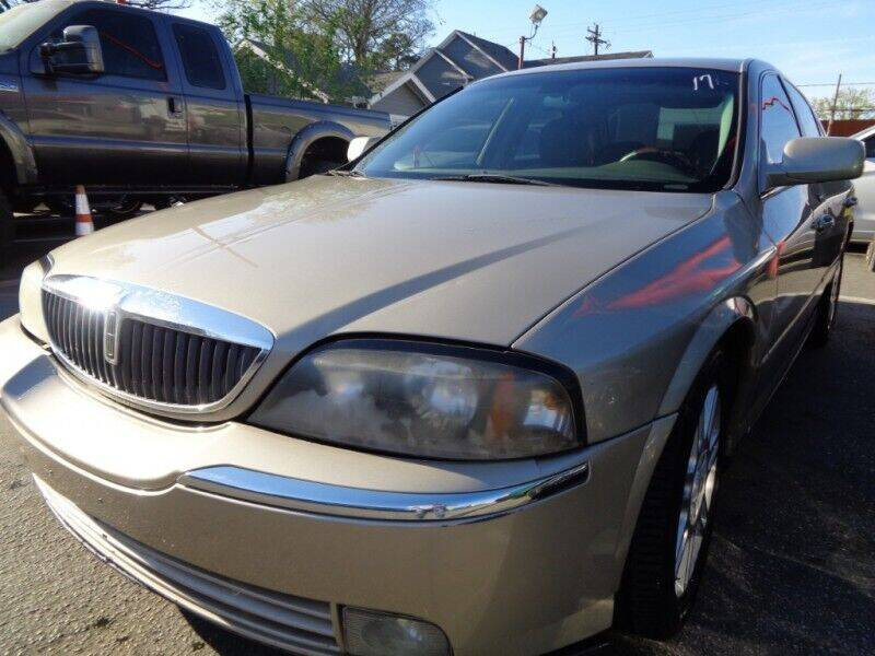 2004 Lincoln LS for sale at USA Auto Brokers in Houston TX