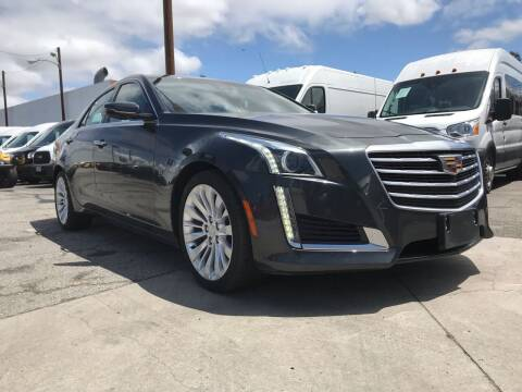 2018 Cadillac CTS for sale at Best Buy Quality Cars in Bellflower CA