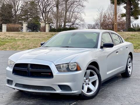 2014 Dodge Charger for sale at Sebar Inc. in Greensboro NC