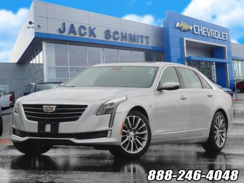 2016 Cadillac CT6 for sale at Jack Schmitt Chevrolet Wood River in Wood River IL