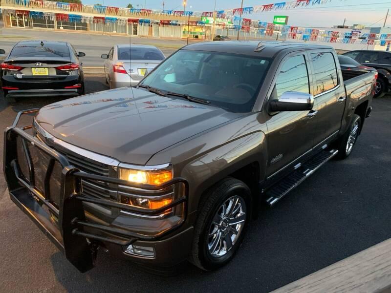 2015 Chevrolet Silverado 1500 for sale at Rock Motors LLC in Victoria TX