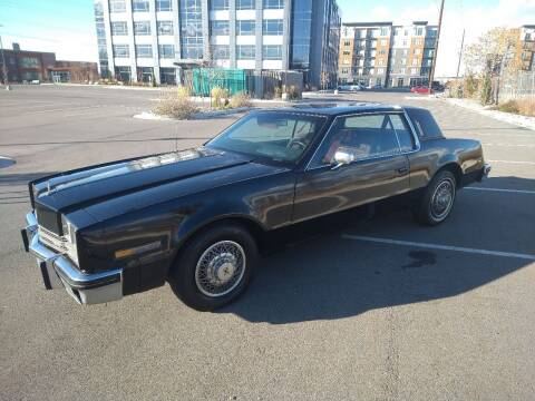 1985 Oldsmobile Toronado for sale at ALL ACCESS AUTO in Murray UT