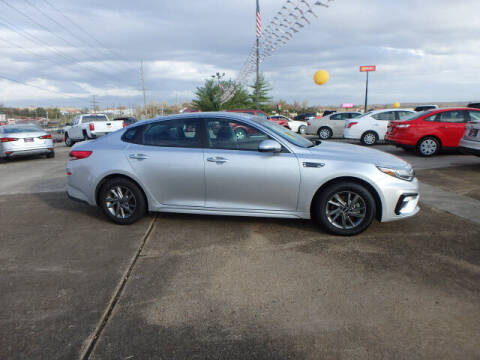 2020 Kia Optima for sale at BLACKWELL MOTORS INC in Farmington MO