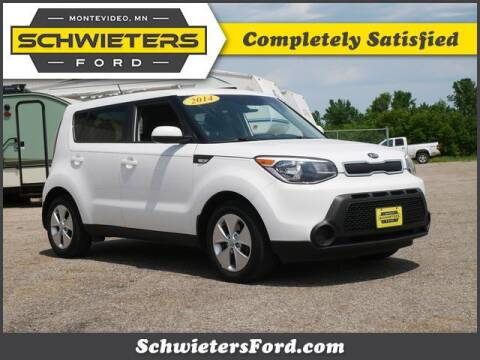 2014 Kia Soul for sale at Schwieters Ford of Montevideo in Montevideo MN