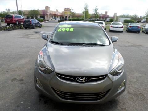 2011 Hyundai Elantra for sale at Credit Cars of NWA in Bentonville AR