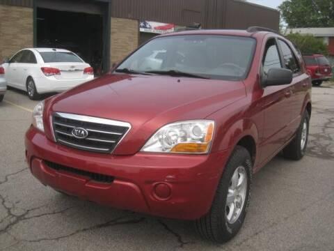 2008 Kia Sorento for sale at ELITE AUTOMOTIVE in Euclid OH