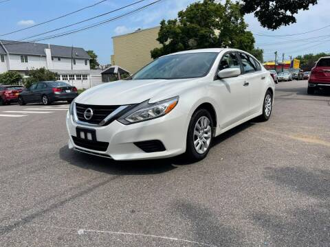 2016 Nissan Altima for sale at Kapos Auto, Inc. in Ridgewood NY