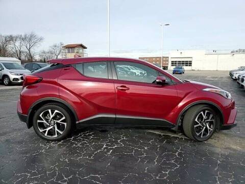 2018 Toyota C-HR for sale at Hawk Chevrolet of Bridgeview in Bridgeview IL