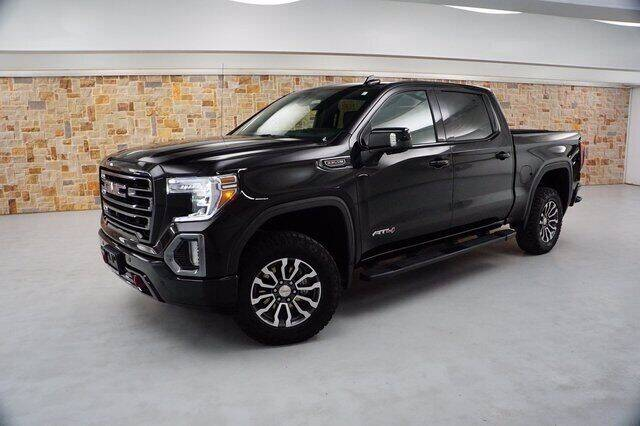 2019 GMC Sierra 1500 for sale at Jerry's Buick GMC in Weatherford TX