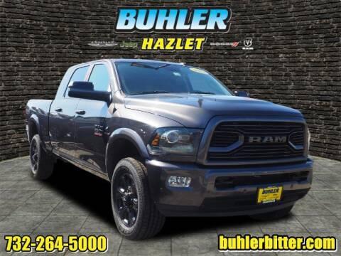 2018 RAM Ram Pickup 2500 for sale at Buhler and Bitter Chrysler Jeep in Hazlet NJ