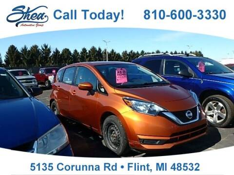 2017 Nissan Versa Note for sale at Jamie Sells Cars 810 - Linden Location in Flint MI