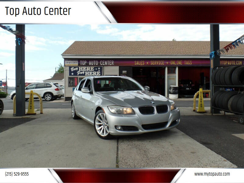 2011 BMW 3 Series for sale at Top Auto Center in Quakertown PA