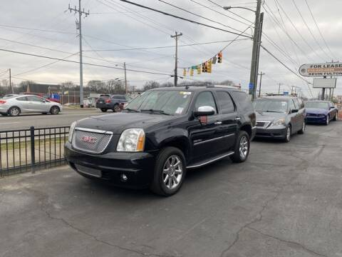 2012 GMC Yukon for sale at Auto Credit Group in Nashville TN