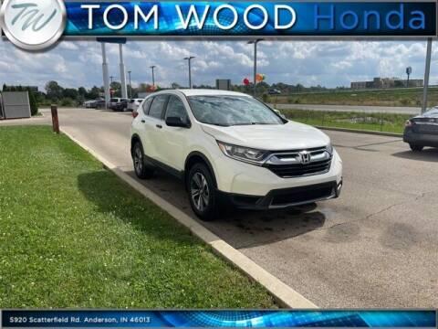 2018 Honda CR-V for sale at Tom Wood Honda in Anderson IN