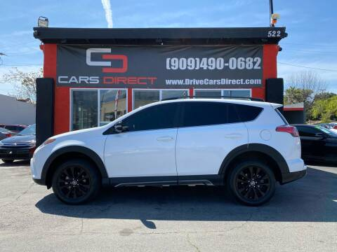 2018 Toyota RAV4 for sale at Cars Direct in Ontario CA