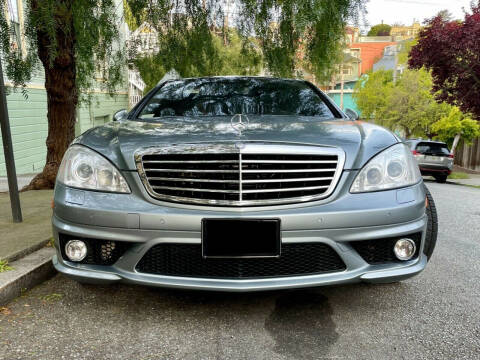 2008 Mercedes-Benz S-Class for sale at CHRIS AUTO SALES in Cincinnati OH