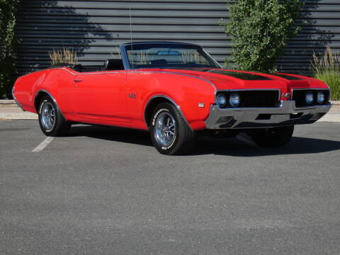 1969 Oldsmobile 442 for sale at Sun Valley Auto Sales in Hailey ID