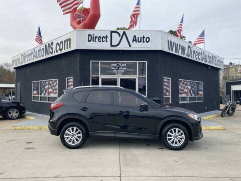 2015 Mazda CX-5 for sale at Direct Auto in D'Iberville MS